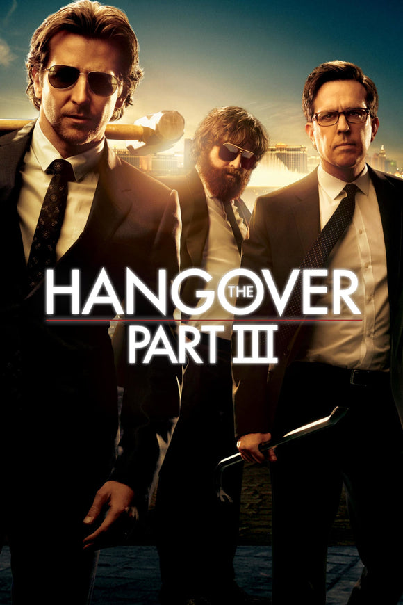 Hangover Part III [HDX Vudu or iTunes via Movies Anywhere] - R