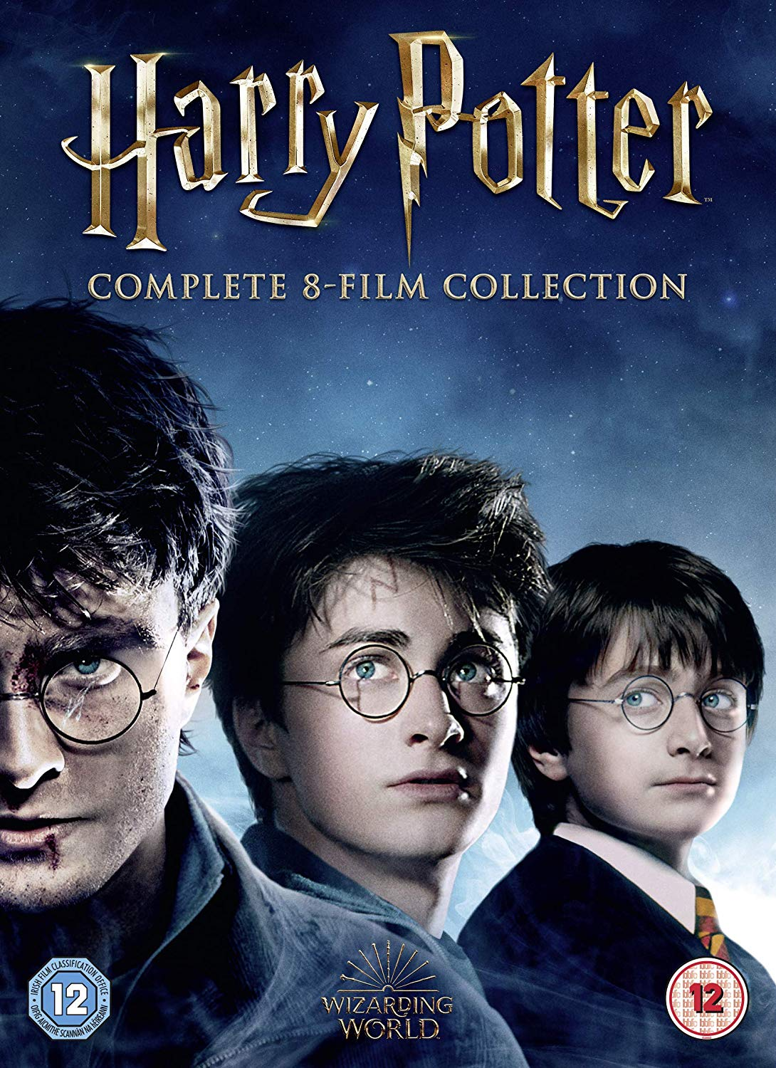 Harry Potter 8-Film Collection [HDX Vudu InstaWatch]