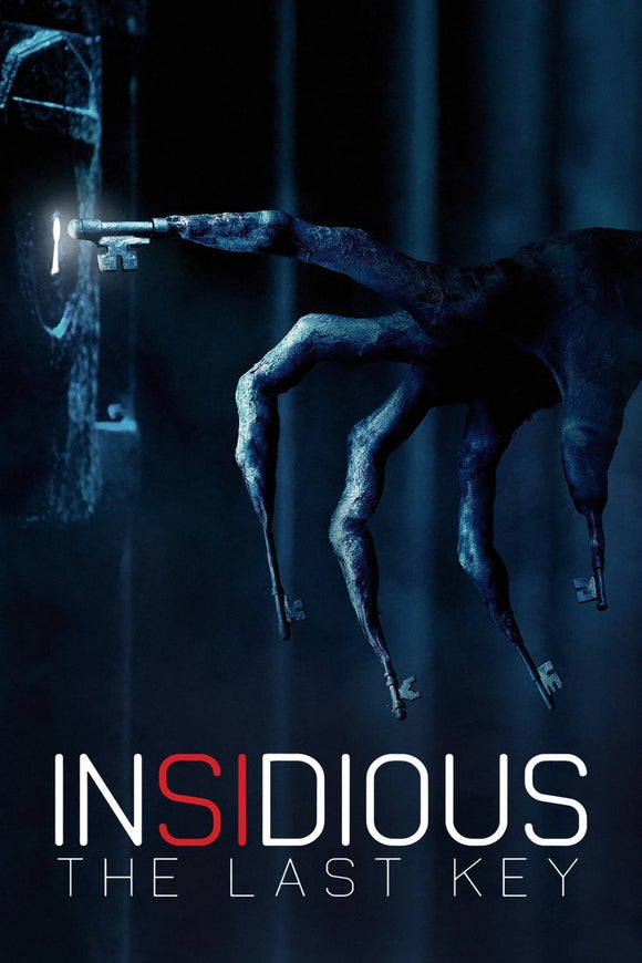 Insidious: The Last Key [SD Vudu or iTunes via MA] - PG-13
