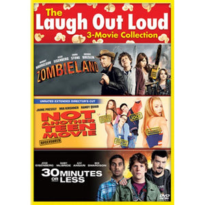 Zombieland/30 Minutes or less/Not Another Teen Movie Combo Pack [SD Vudu InstaWatch]