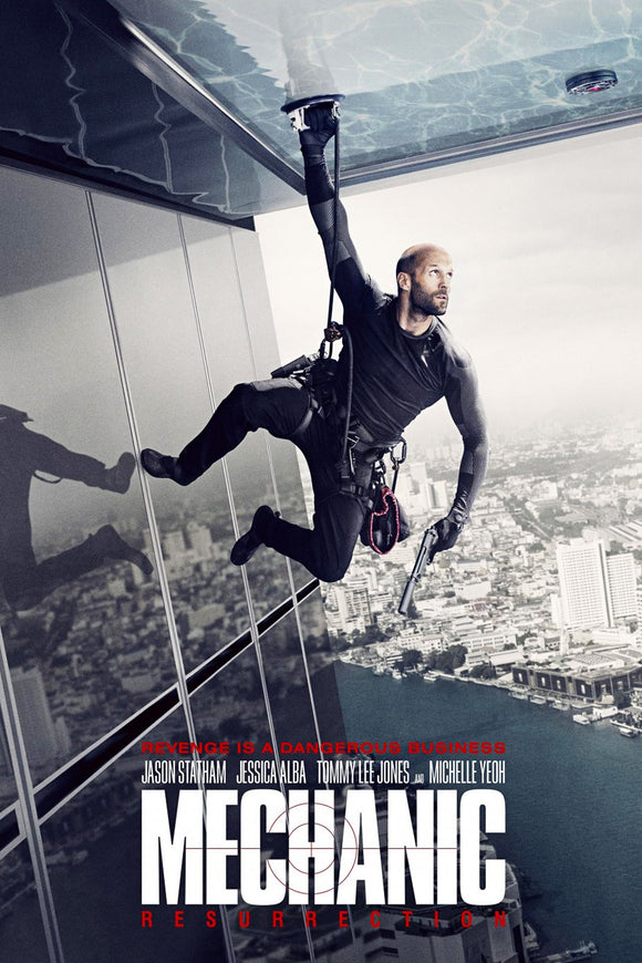Mechanic: Resurrection [HDX Vudu Only] - R