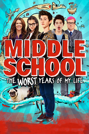 Middle School The Worst Years of My Life [HD iTunes] - PG