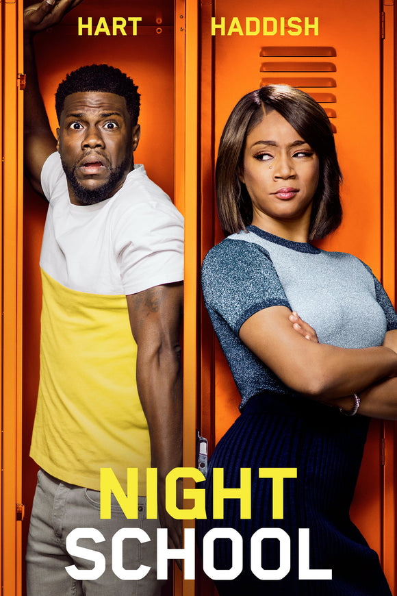 Night School [HDX Vudu or iTunes via Movies Anywhere] - Extended Cut