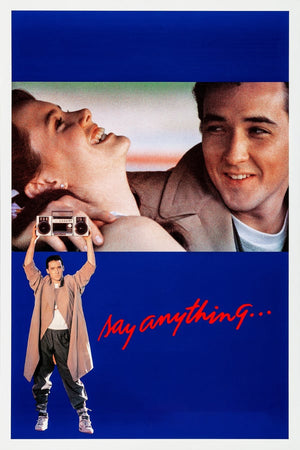 Say Anything [SD Vudu InstaWatch]