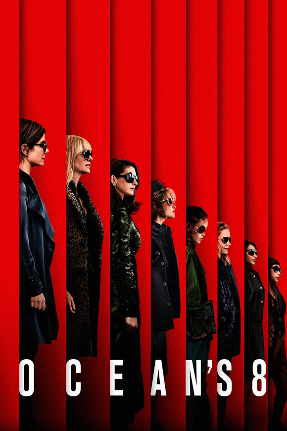 Ocean's 8 [HDX Vudu or iTunes via Movies Anywhere] - PG-13