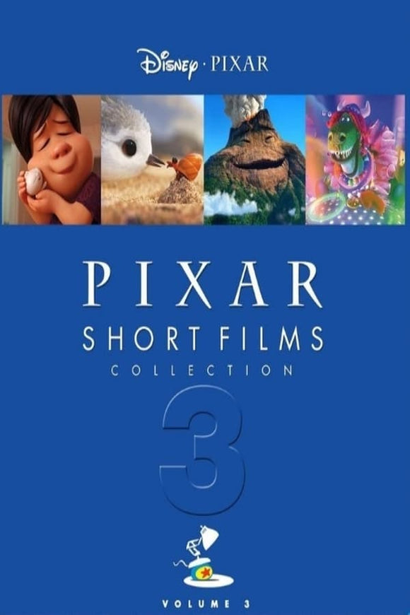 Walt Disney Short Films Collection Volume 3 [HDX Vudu or iTunes via Movies Anywhere]