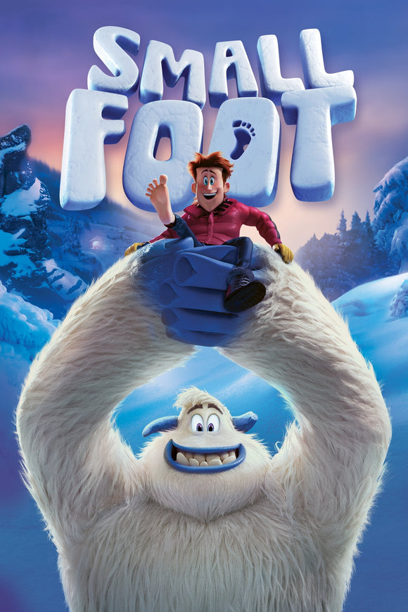 Smallfoot [HDX Vudu or iTunes via Movies Anywhere] - PG