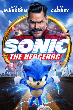 Sonic The Hedgehog [HDX Vudu InstaWatch]  WATCH NOW