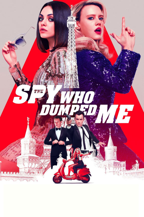 Spy Who Dumped Me [4K VUDU] - R