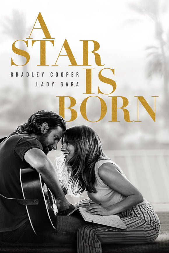 A Star is Born [4K Vudu or 4K iTunes via MA] - R