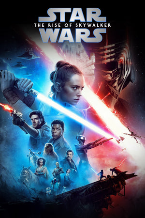 Star Wars: The Rise of Skywalker [HDX Vudu or HD iTunes via MA]