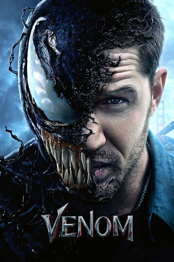 Venom [HDX Vudu or iTunes via Movies Anywhere] - PG-13