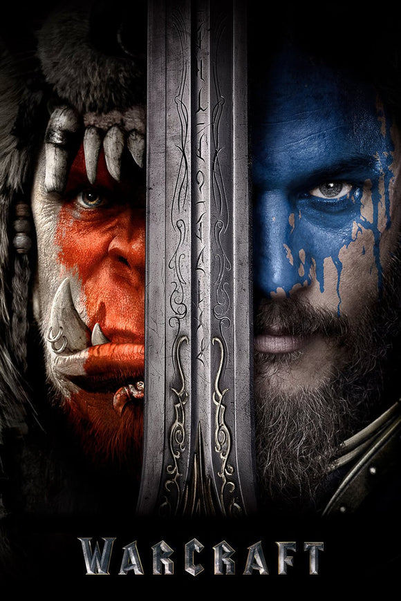 Warcraft [iTunes 4K] - PG-13