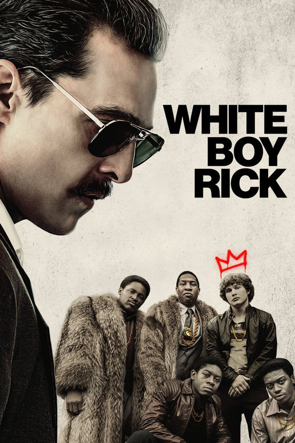 White Boy Rick [HDX Vudu or HD iTunes via MA] -R