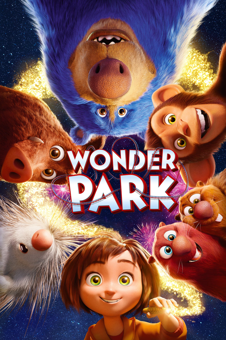 Wonder Park [4K iTunes Only]