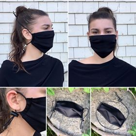 PRO BLACK Face Mask -- Top Rated