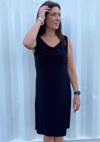 Essential Dress -- BLACK