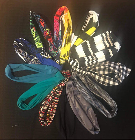 Variety Eight Pack of Headbands