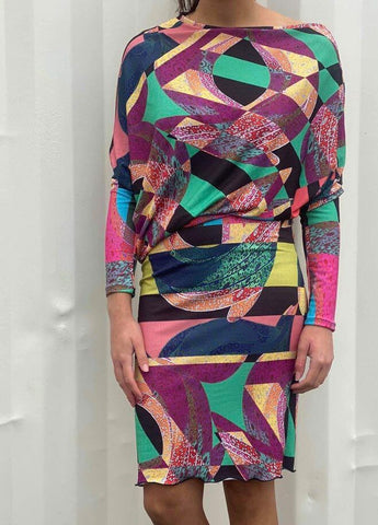Asymmetric Dress KLIMT