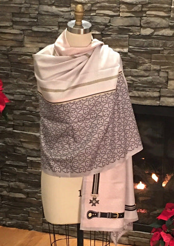 Oversized Satin Scarf -- EQUESTRIAN