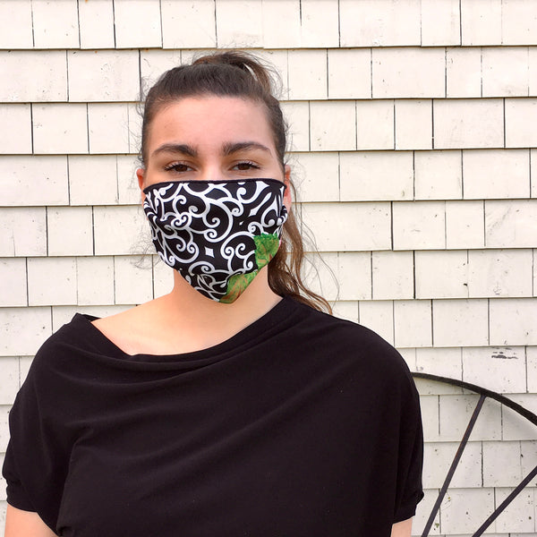 LUX Face Mask | Elastic Strap -- 4 Options