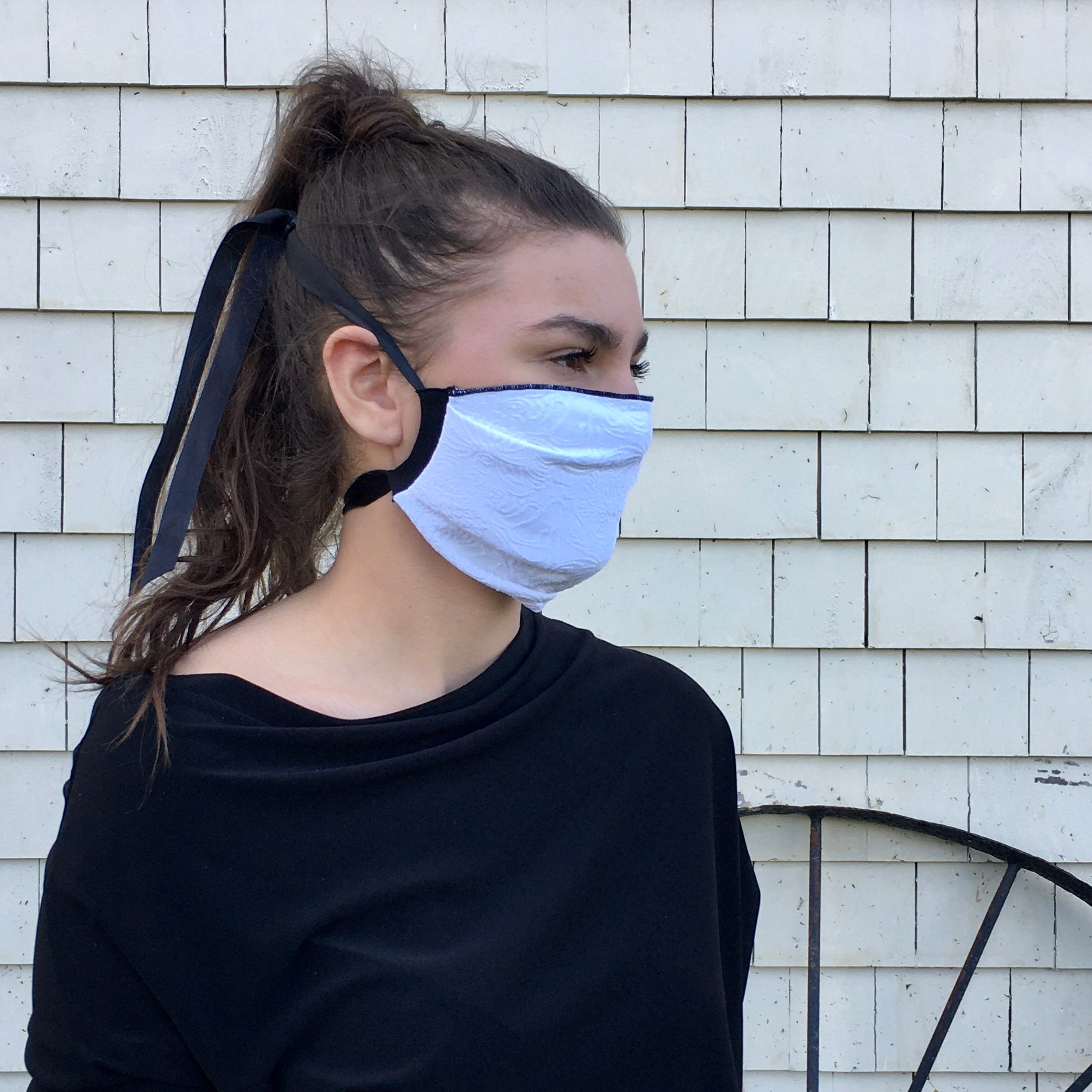 LITE Face Mask | Ribbon Strap -- 3 Options