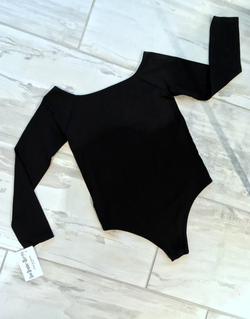 MID SLEEVE BODYSUIT