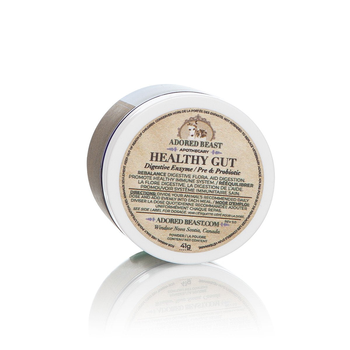 Healthy Gut - Adored Beast Apothecary
