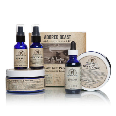 Leaky Gut Protocol - Adored Beast Apothecary