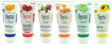 Derma Shine Fruit Facial Kit