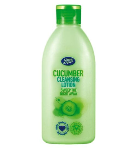Boots - Cucumber Cleansing Lotion - 150 ML