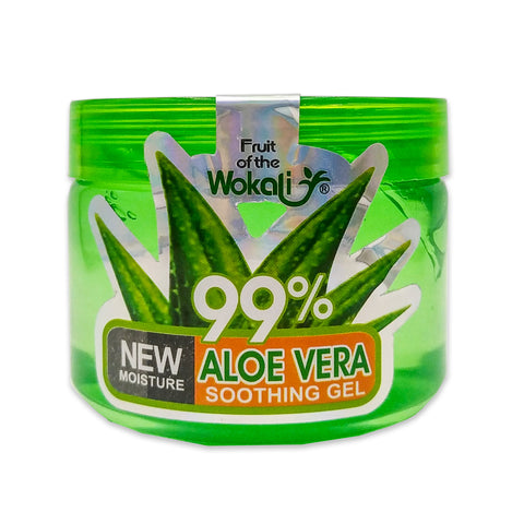 Fruit of the Wokali Aloe Vera Soothing Gel (Jar)