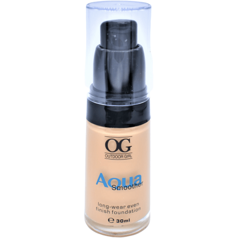 OG Cosmetics Aqua Foundation