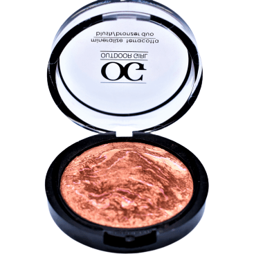 Terracotta Blush/Bronzer Duo - Lipcara
