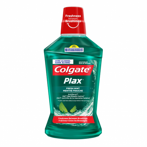 Colgate Plax Fresh Mint Mouthwash