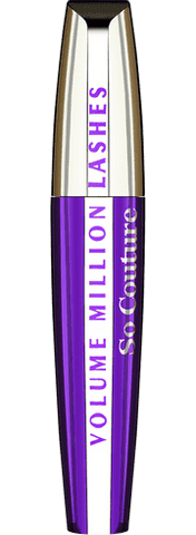 Loreal SO COUTURE Volume Million Lashes | Noir Black Mascara