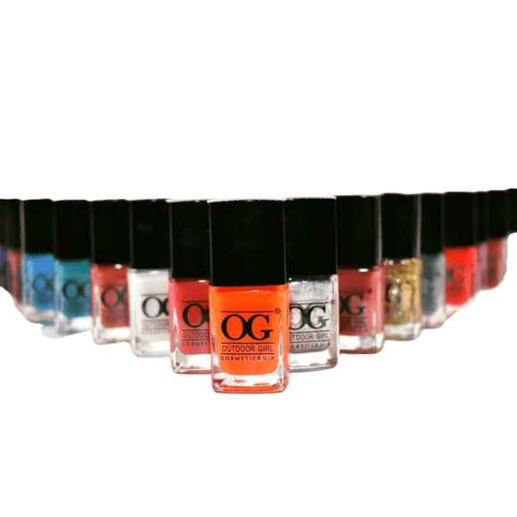 OG Cosmetics UK Nail Polish