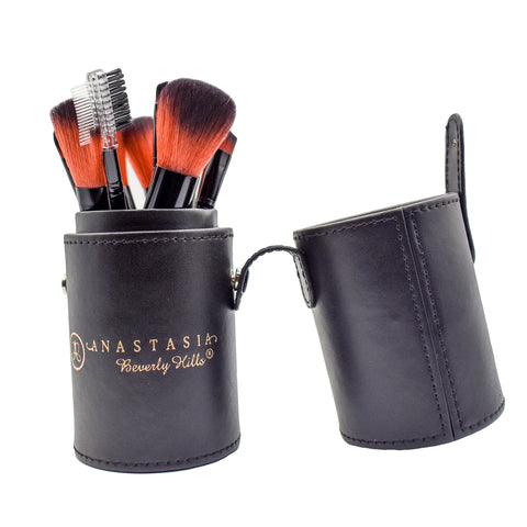 ANASTASIA ROUND MAKEUP BRUSH KIT - 12 PIECE KIT
