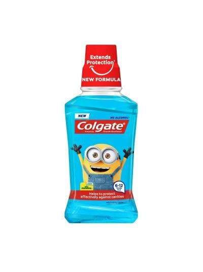 COLGATE MAX WHITE EXPERT MOUTHWASH 250ML (Special Minion Edition)