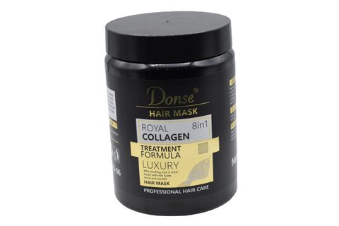 Donse | Royal Collagen | Luxury Hair Mask for the best Hair Care 8 In 1