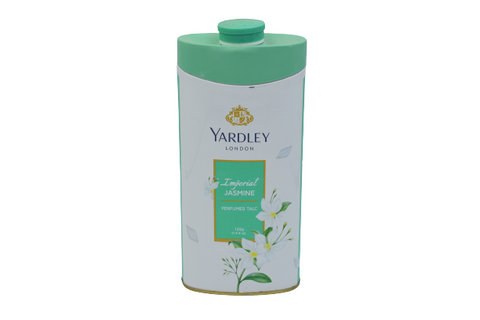 YARDLEY LONDON Perfumed Talc | Lavender | Jasmine | Sandalwood | Rose| 125g