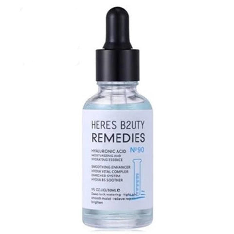 Heres Beauty Hyaluronic Acid Moisturizing and Hydrating Essence Face Serum - Lipcara