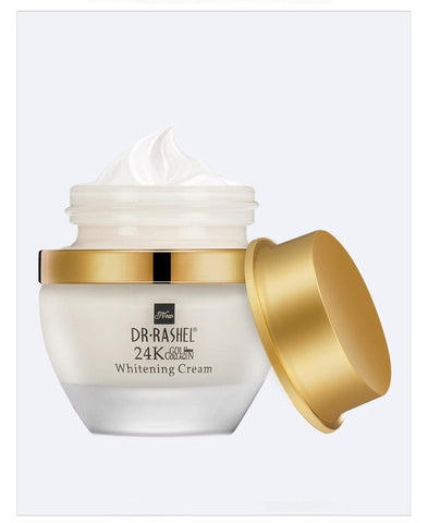 Dr Rashel Whitening Cream 24k Gold-atom+collagean - Lipcara