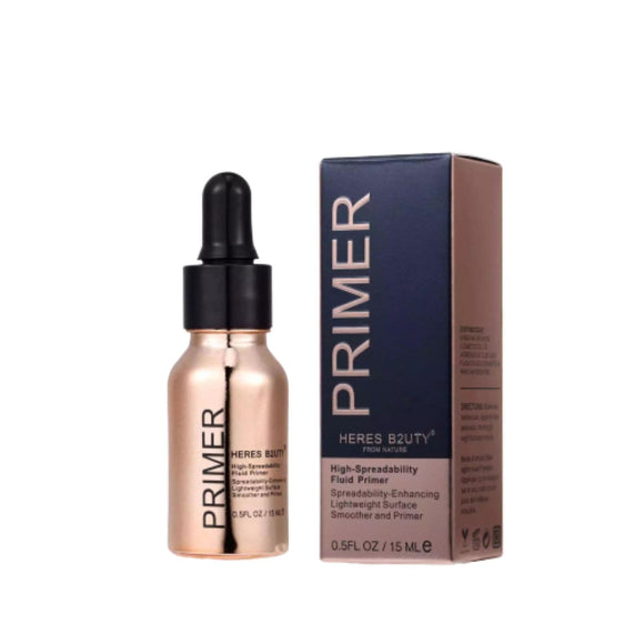 Heres Beauty 24K Gold Infused Primer - Lipcara
