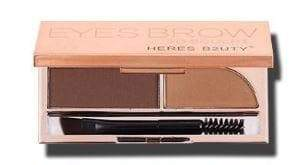 Heres Beauty Professional 3D Sculpt Eyebrow Powder - Lipcara