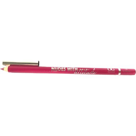 OG Cosmetics UK Nude with Attitude Lip Pencil - Lipcara