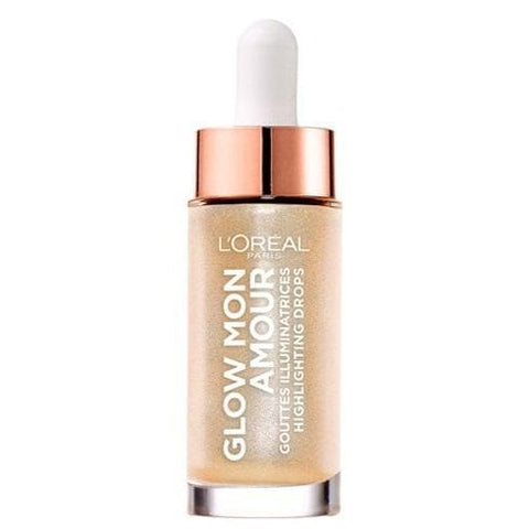 Loreal Glow Mon Amour Highlighting drops (01 Sparkling Love) - Lipcara