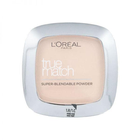 L'oreal True Match Face Powder - Lipcara