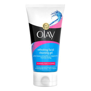 Olay Refreshing Cleansing Face Wash Gel - Lipcara