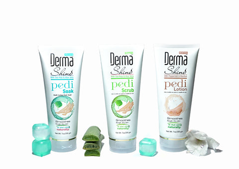 Derma Shine Pedicure Kit